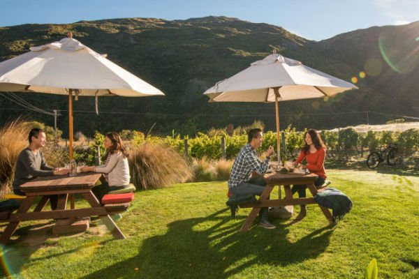 Gibbston Winery